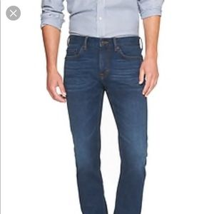 Banana Republic, Blue Jeans